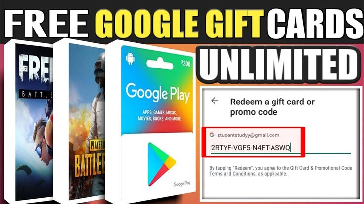 Pin on Carte cadeau in 2020 Google play gift card