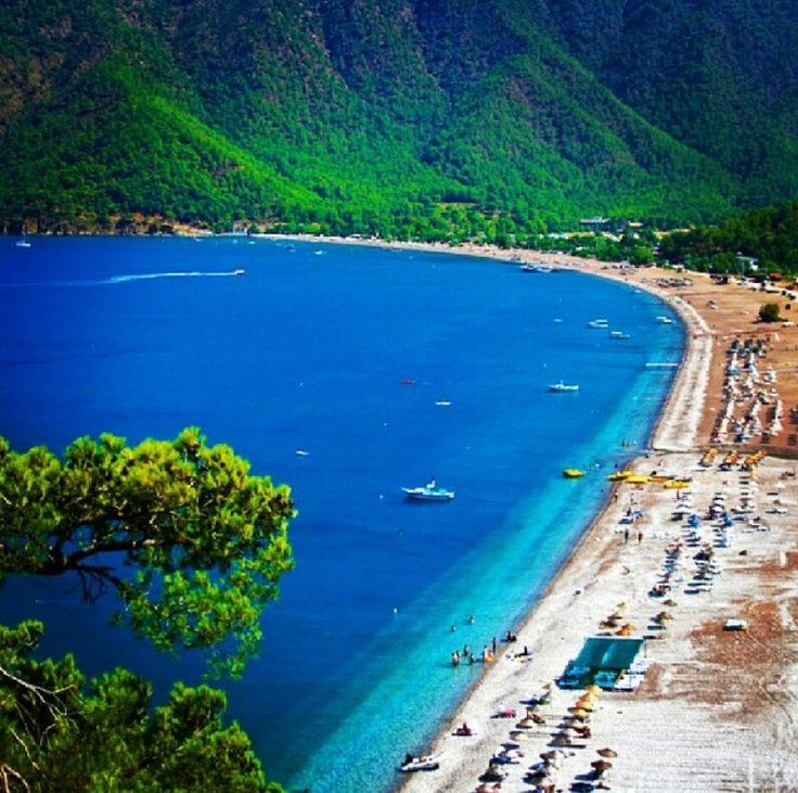 Antalya Adrasan.By onderkoca