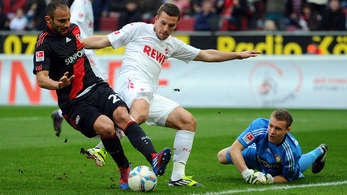 Will podolski resurrect Arsenal ?