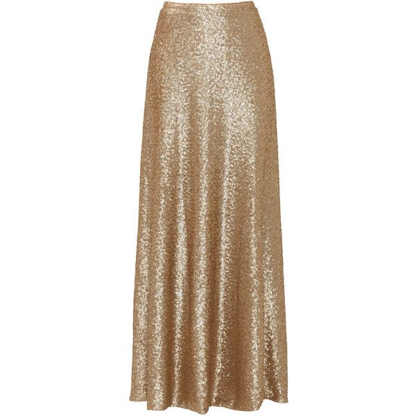 25  best ideas about Sequin maxi skirts on Pinterest | Sequin maxi ...