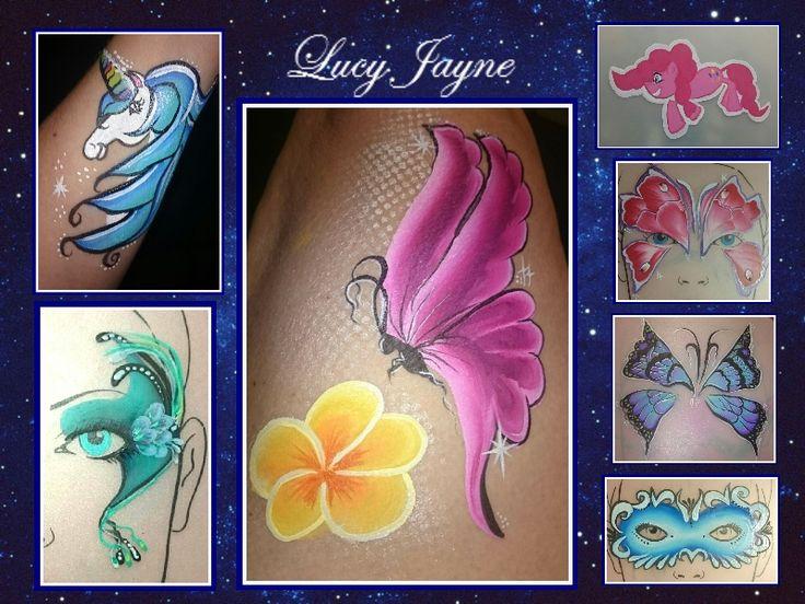 Lucy Jayne's week 2 Challenge
