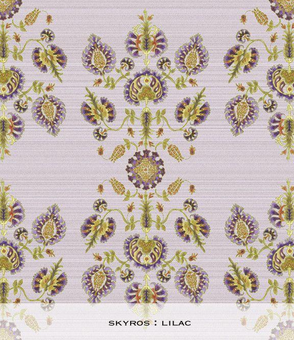 Skyros Print : lilac ferranstore