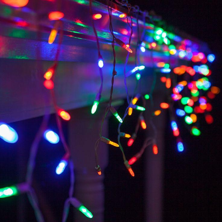 70 Light Icicle LED Light