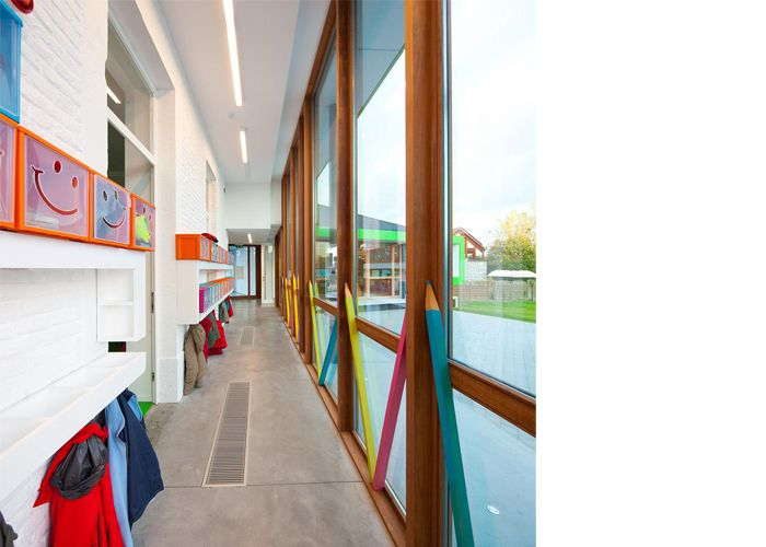 Gallery - School Barvaux-Condroz / LR Architects - 10
