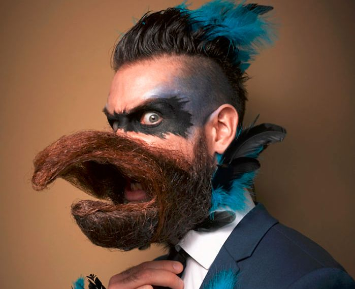 2016 national beard and moustache competition