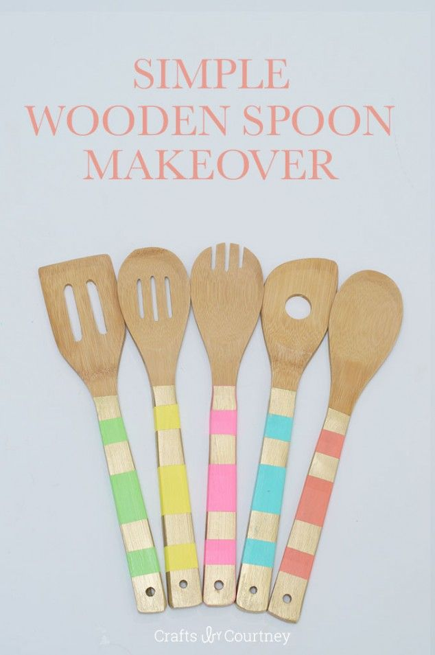 1000 images about crafts by courtney my stuff on for Cheap wooden spoons for crafts