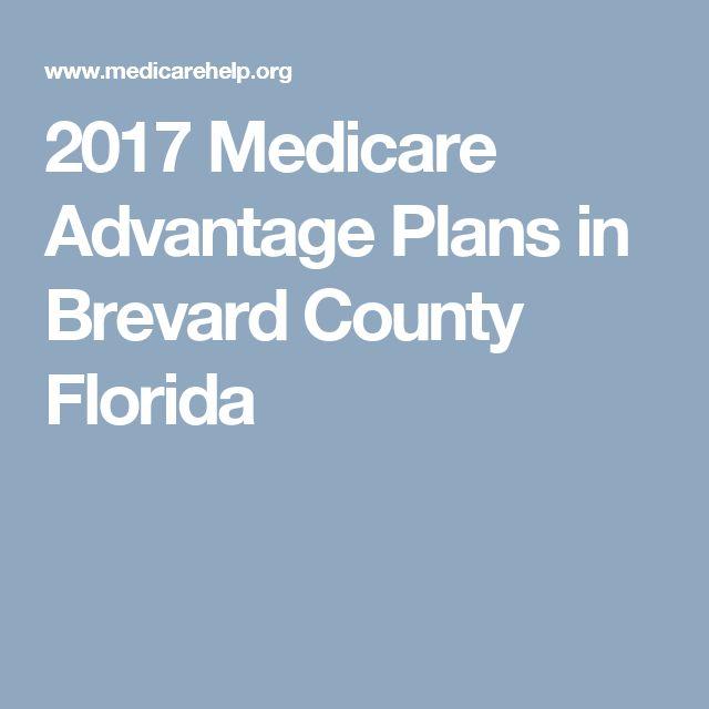 2017 Medicare Advantage Plans in Brevard County Florida