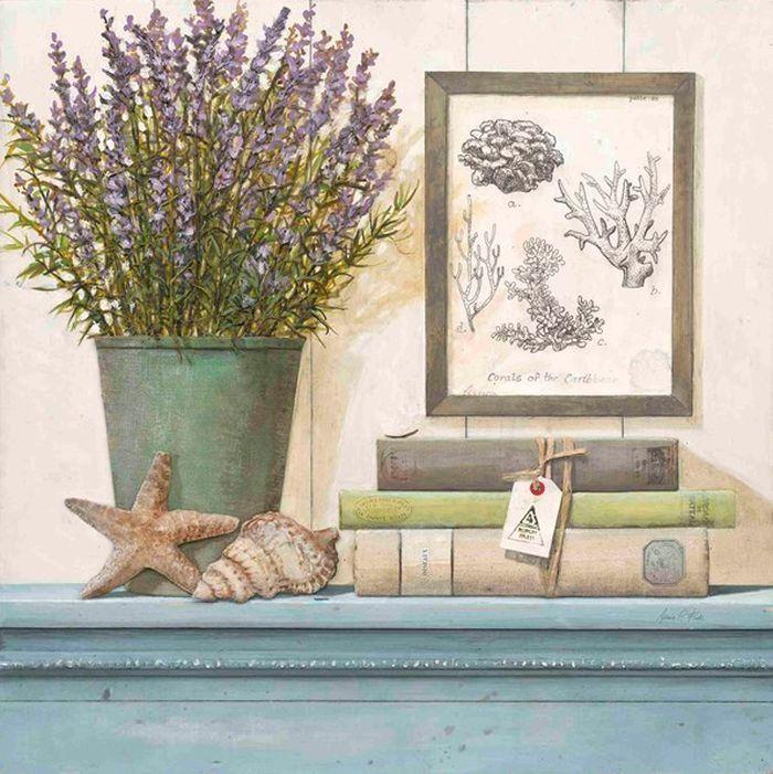 Seaside Lavender (Arnie Fisk)