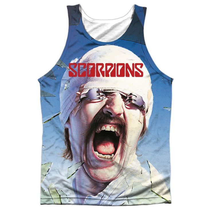 "Checkout our #LicensedGear products FREE SHIPPING + 10% OFF Coupon Code ""Official"" Scorpions/blackout -adult Poly Tank T- Shirt - Scorpions/blackout -adult Poly Tank T- Shirt - Price: $24.99. Buy now at https://officiallylicensedgear.com/scorpions-blackout-adult-poly-tank-t-shirt-licensed"