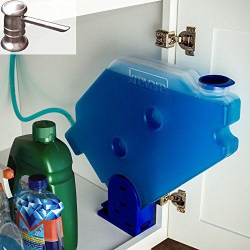 17 best ideas about soap dispenser on pinterest soap - Built in soap dispenser in bathroom ...