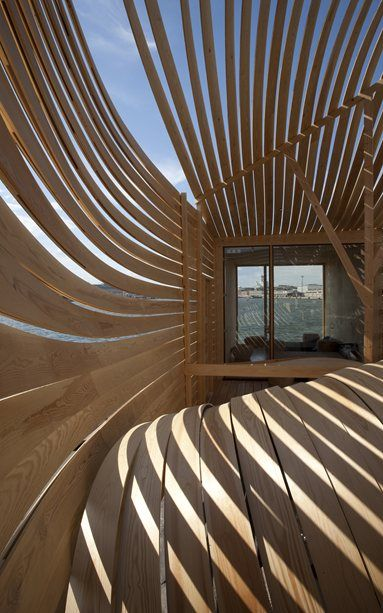 WISA Wooden Design Hotel - Helsinki, Finlandia - 2009