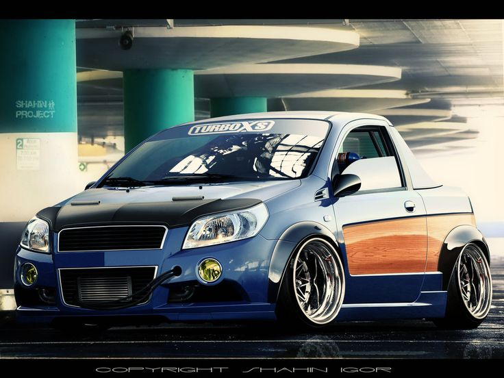 Chevrolet Aveo by tuninger on DeviantArt