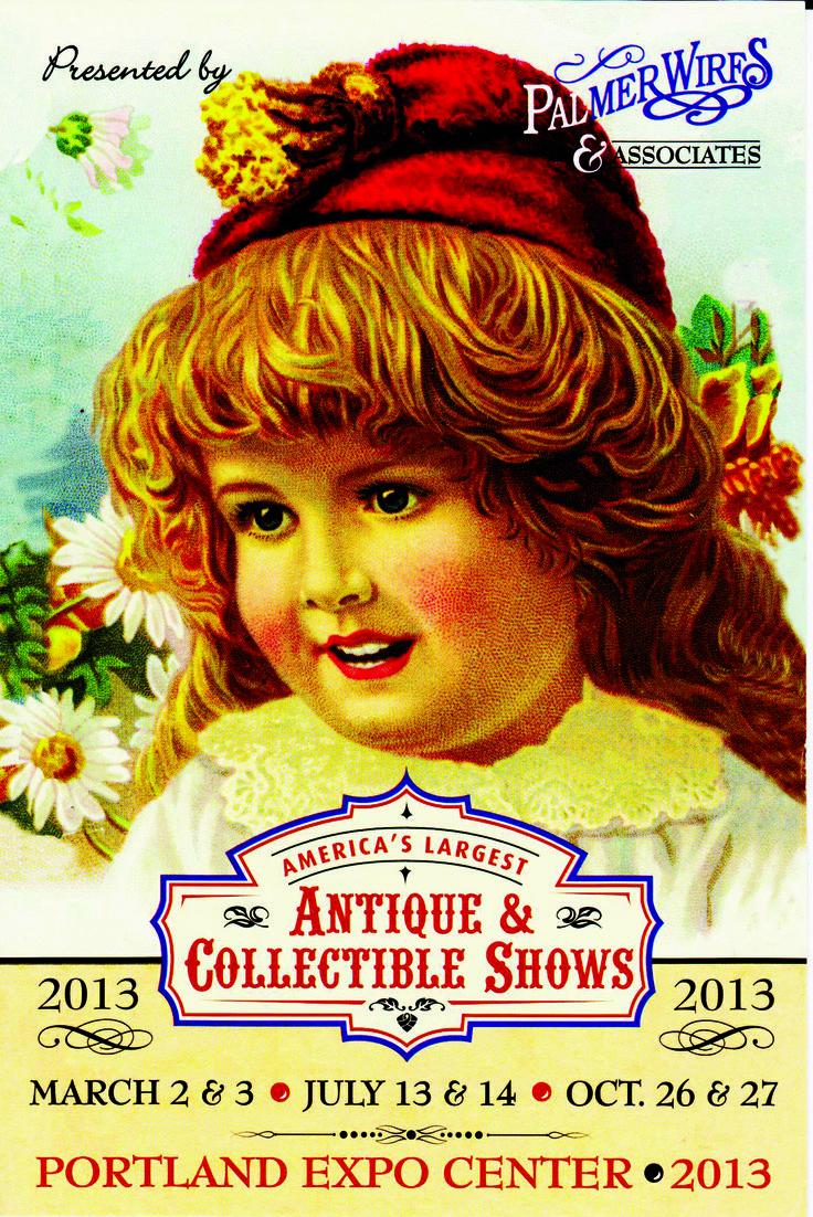 Antique & Collectible Show Portland Expo Center