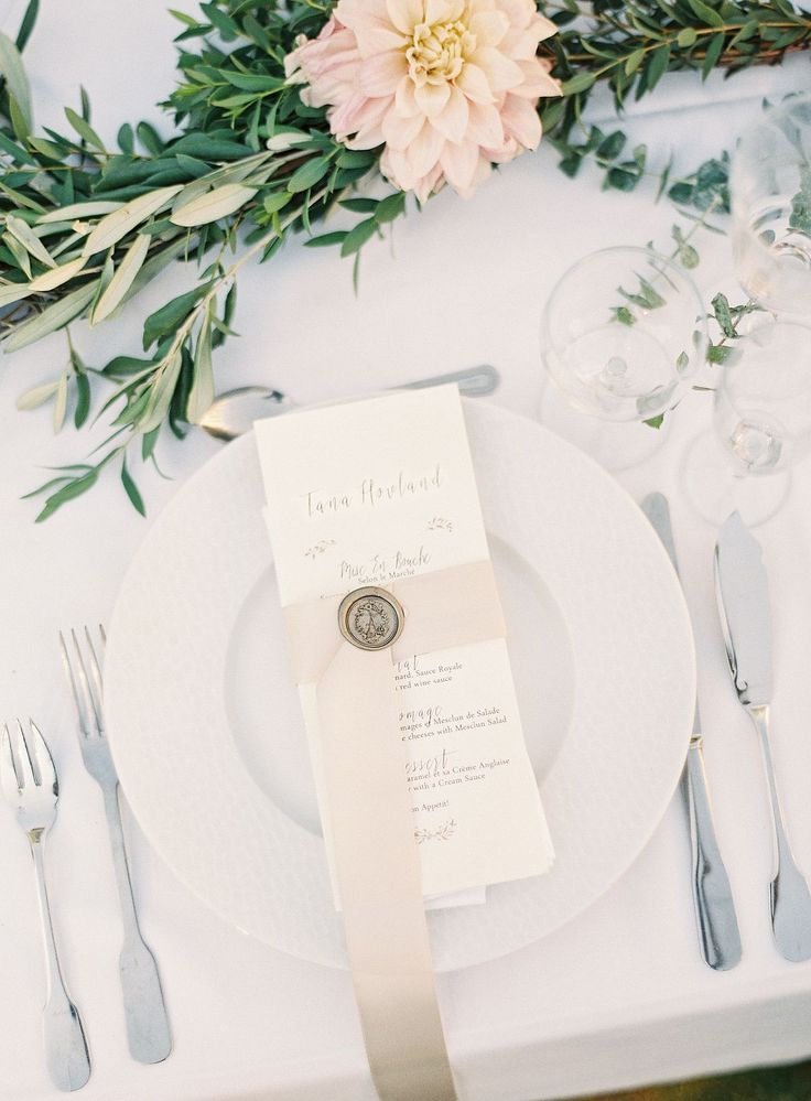 Tana and Benoit's Elegant Outdoor French Chateau Wedding by Oliver Fly Photography | Wedding Sparrow