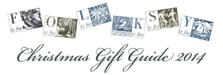 GIFT GUIDE 2014 FOLKSY Jetzt bestellen unter: http://www.woonio.de/in%c2%adte%c2%adri%c2%adeur-stories/gift-guide-2014-folksy/