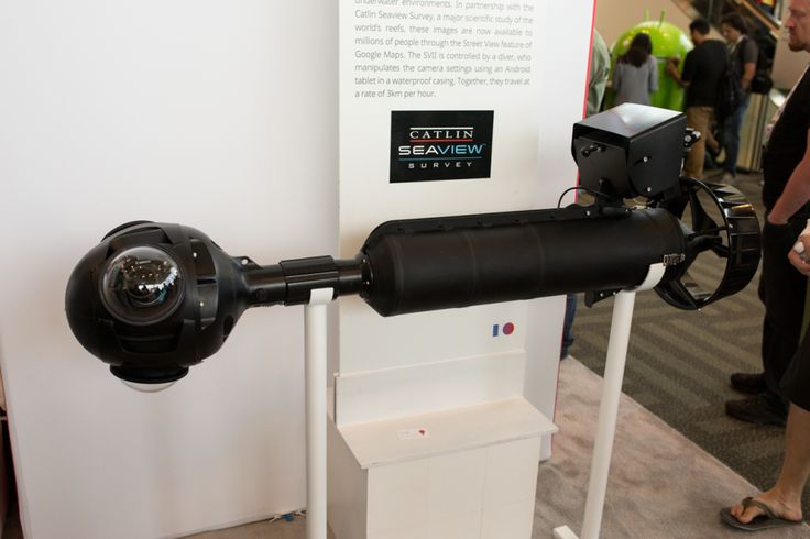 Google underwater Camera