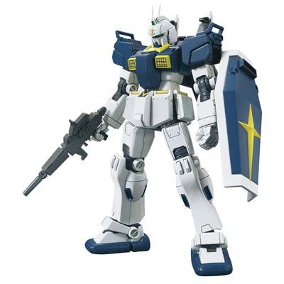 Bandai215641 1/144 Ground Type Thunderbolt Ver