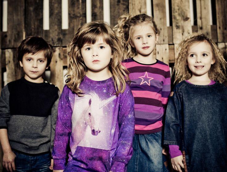 KOOLS KIDS group  Magic inspiration AW15