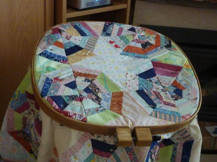 1000 Images About Hand Quilting Hoops And Frames On