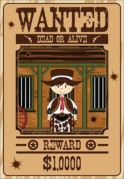 566 best Cowboy Printables images on Pinterest Cowboys, Sheriff - create a wanted poster free