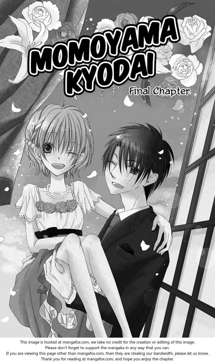 Momoyama Kyodai Manga, Anime, Shoujo