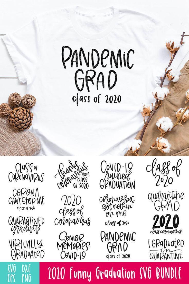 2020 Graduation Svg Bundle 561691 Hand Lettered Design Bundles In 2021 Graduation Poster Graduation Signs Graduation Funny
