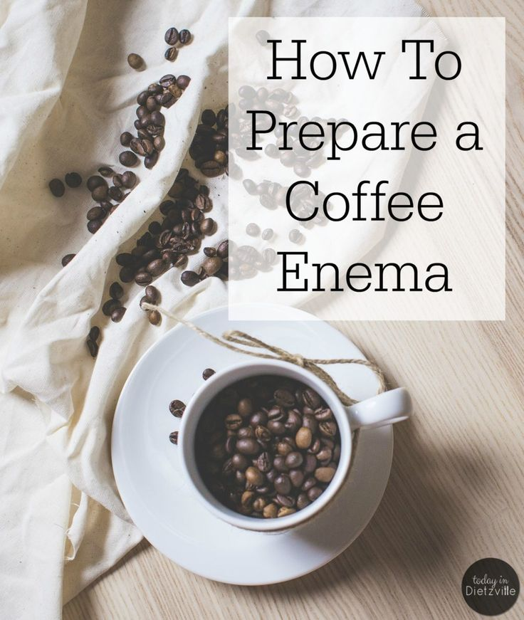 """Have you noticed that I write about coffee enemas a lot? Every time I write about coffee enemas, the #1 question I get in the comments is, """"How do I prepare the coffee enema?"""" And the #2 question is, """"How much coffee do I use?"""" If you're one of my readers who's asking these questions, today's post is for you!"""
