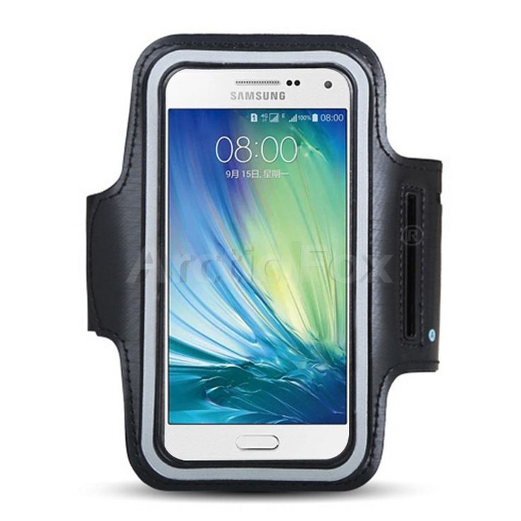 Universal Waterproof Running Cycling Sport Armband Mobile Phone Holder Case Cover for Samsung GALAXY A5 2015 A500 A5000 A500F L