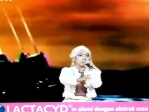 Sarah Indonesia Idol - There You'll Be (Faith Hill)