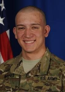 Honoring Army Pfc. Dustin P. Napier who selflessly sacrificed his life on 1/8/2012 in Afghanistan for our great Country. Please help me honor him so that he is not forgotten