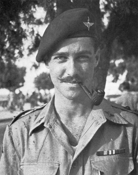Lieutenant Richard Todd