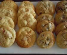 """Whatever"" Biscuits - so easy, add one cup of whatever and make any bikkie you like!"