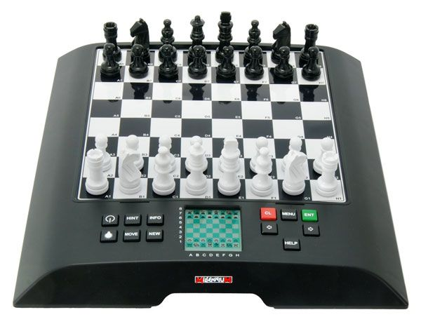 Millennium Chessgenius Smart Chessboard Computer Chess Chess Board Chess