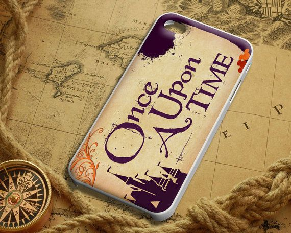 Once Upon a Time Case fit for iPhone 4/4S by KissThePrincess, $13.99