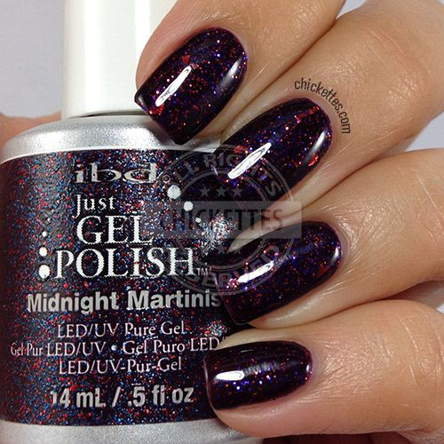 ibd Midnight Martinis swatch by Chickettes.com