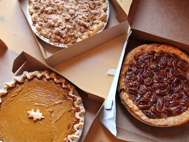 3 #Thanksgiving Pies to Buy in #Boston