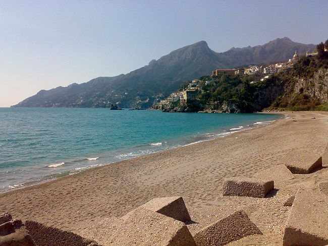 You can also enjoy the sun, sea, and sand in Italy -- here's a guide to Vietri Sul Mare and its amazing beaches.