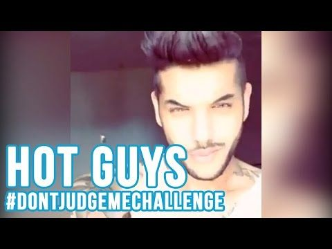 PART 1: Hot Guys Don't Judge Me Challenge Compilation | #dontjudgechallenge #dontjudgemechallenge - YouTube