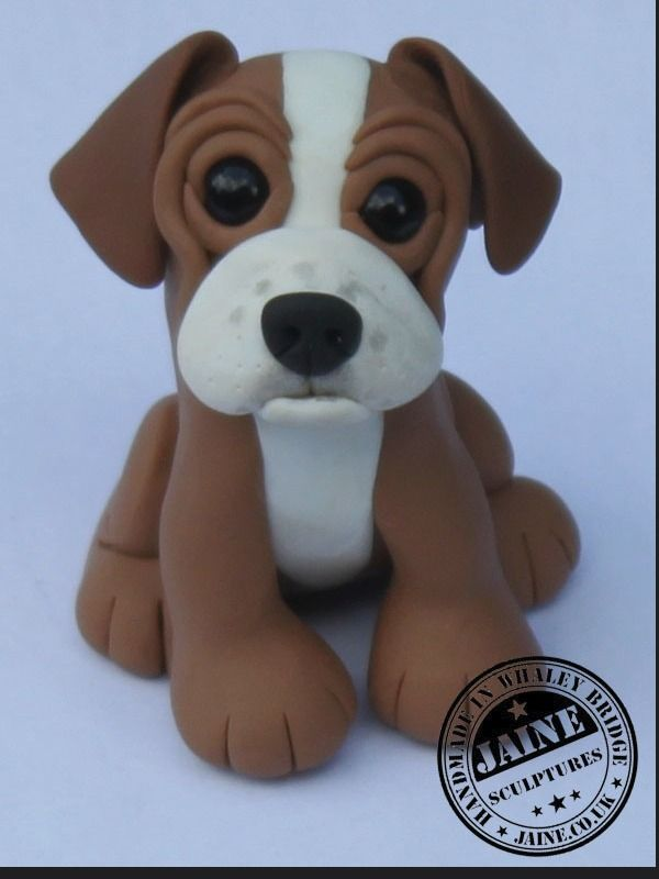 How To Make A Small Dog Out Of Fondant Youtube