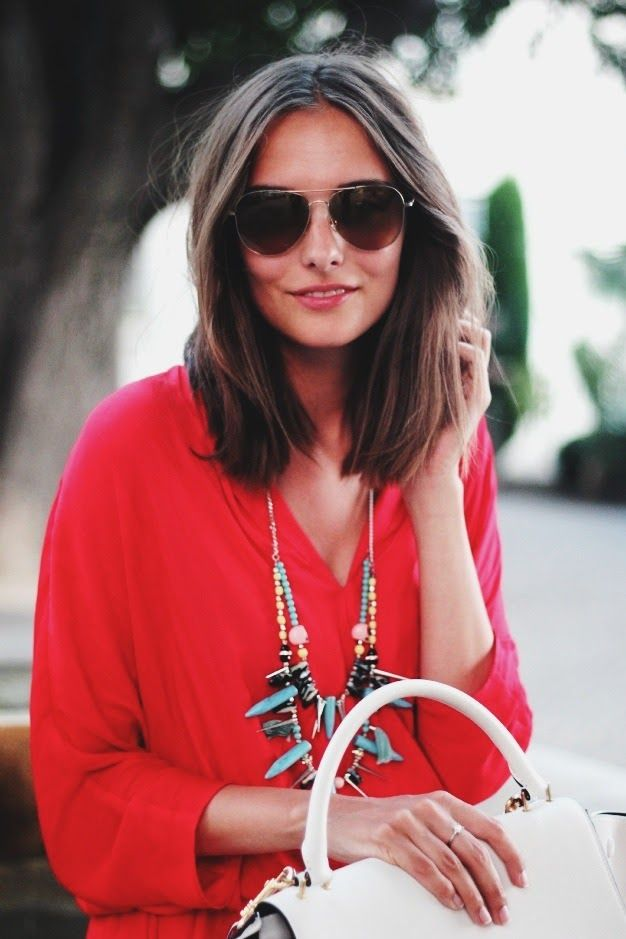 Polienne, a personal style blog by Paulien R. - RED SUNDRESS