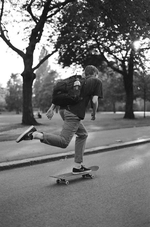 Activities are great for life since it shows life in motion. I just need a subject for standing on a skateboard.