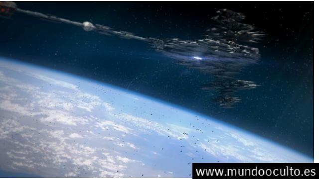 La NASA filma accidentalmente el mejor avistamiento OVNI hasta la fecha.