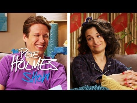 Pete Holmes Show - Gabbin' Like Gals With Jenny Slate