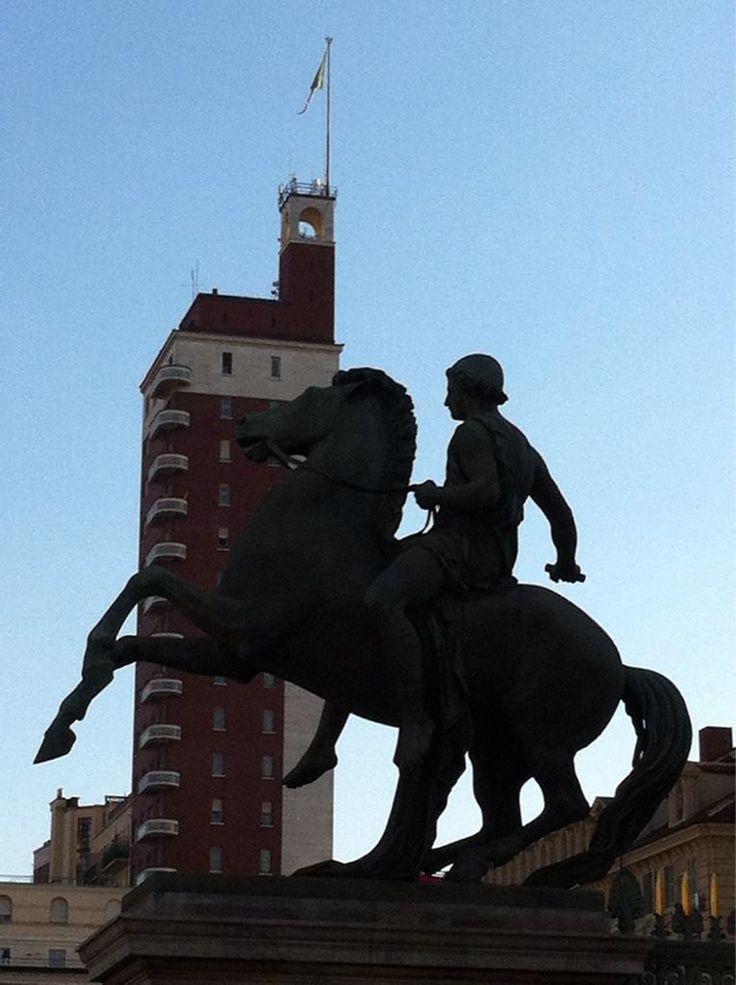 #Torino raccontata per immagini dai follower di @twitorino. Foto di @fabioroveron | #fotografaTO #torinodalbalcone