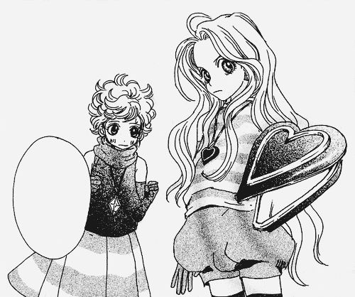 sugar sugar rune robin and amber manga - Google Search