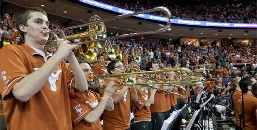 Longhorn Pep Band | Butler School of Music - University of Texas ...