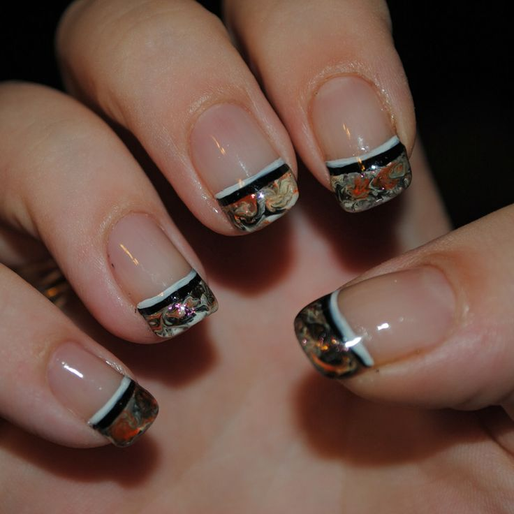 12 best nails images on Pinterest | Nail scissors, Hair dos and Nail ...