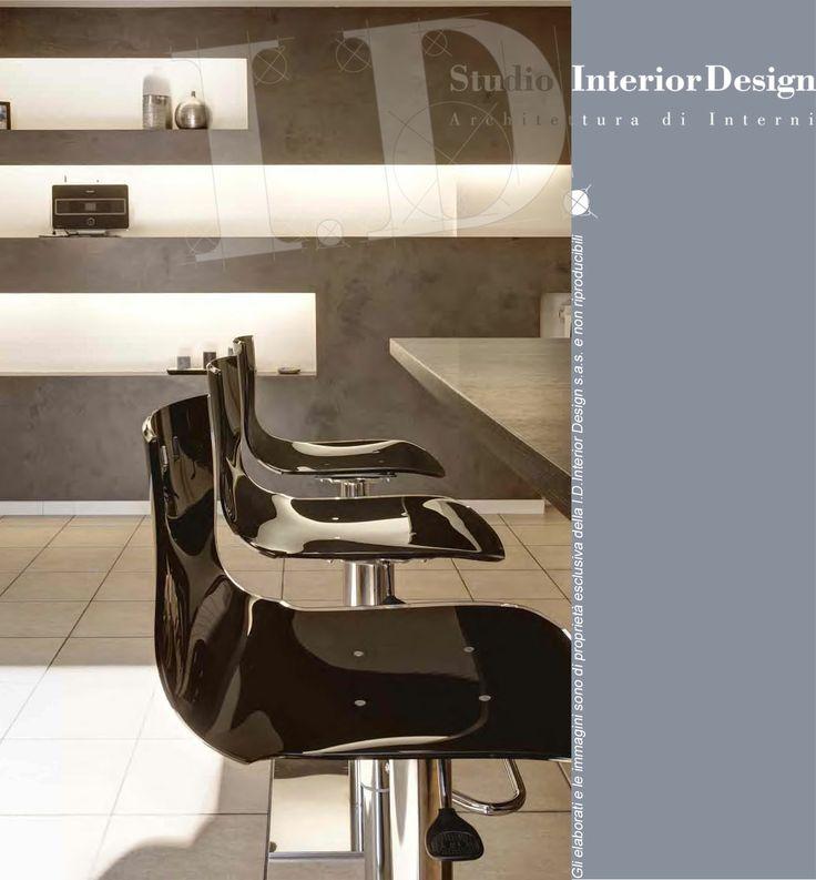 Taverna moderna, villa nel milanese. www.studiointeriordesign.it