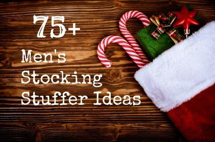 75+ Stocking Stuffer Ideas for Men