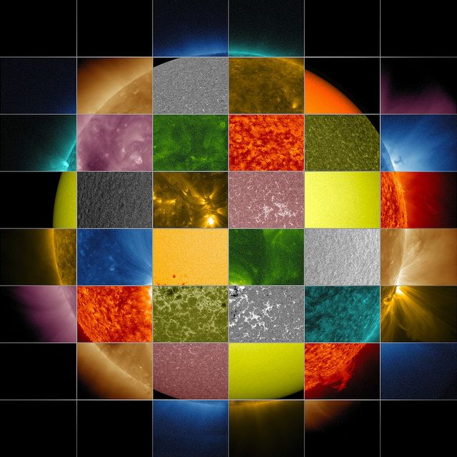 Sun Primer: Why NASA Scientists Observe the Sun in Different Wavelengths by NASA Goddard Photo and Video, via Flickr